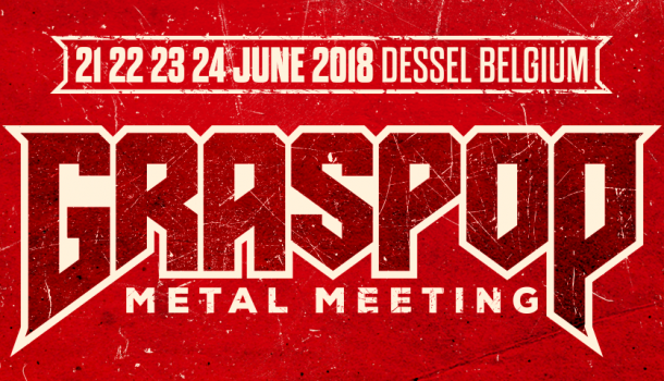 Logo Graspop Metal Meeting 2018