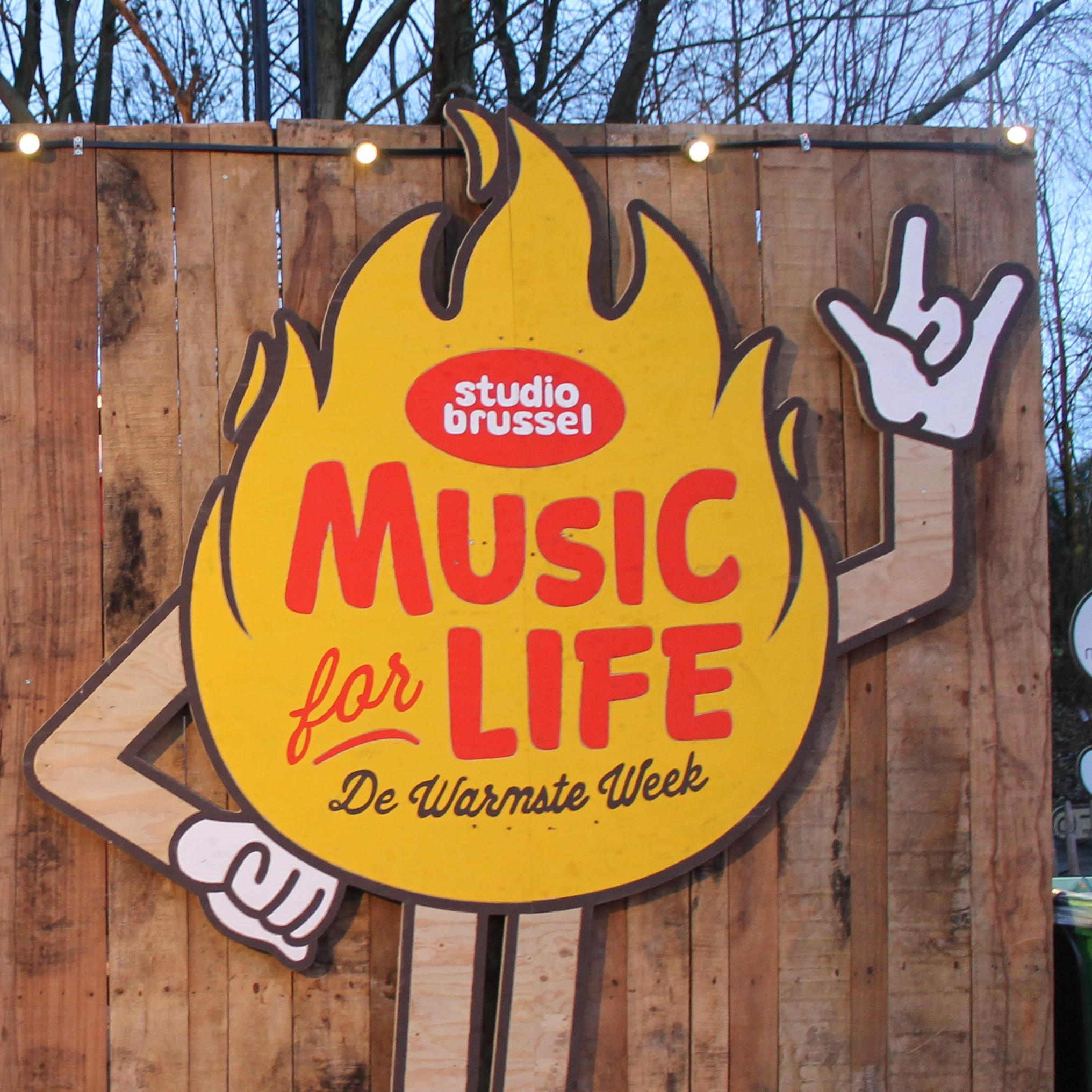 Logo Music For Life