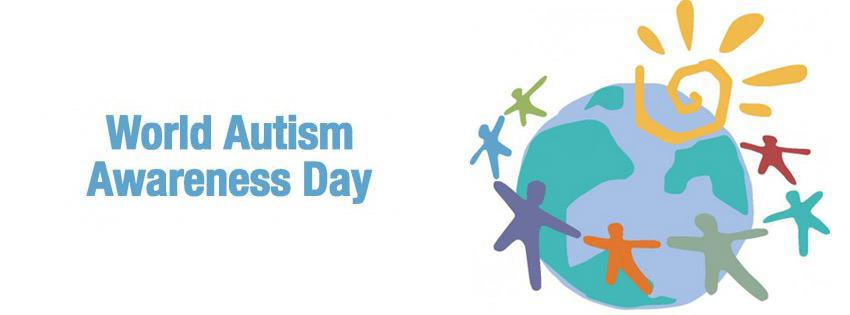 Logo world autism awareness day